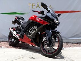 Kawasaki 250r 2010