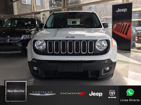 Jeep Renegade Sport Automatica 2018 0km Nuevo