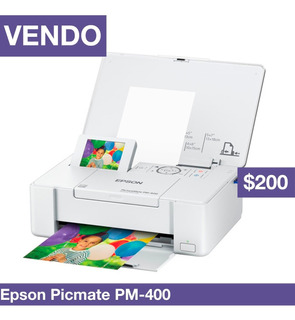 Epson Impresora De Fotos