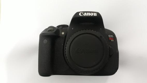 Câmera Fotográfica T5i Canon