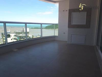 Residencial Valencia, Magnifico Apto Com 3 Suítes E Vista Mar, Itajaí-sc - Ap1489
