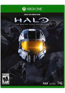 Halo Master Chief Collection Para Xbox One Fisico Nuevo Orig