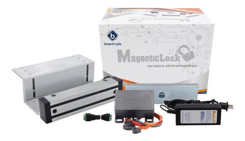 Kit De Acceso   Cerradura Electromagnética 1500 Lb