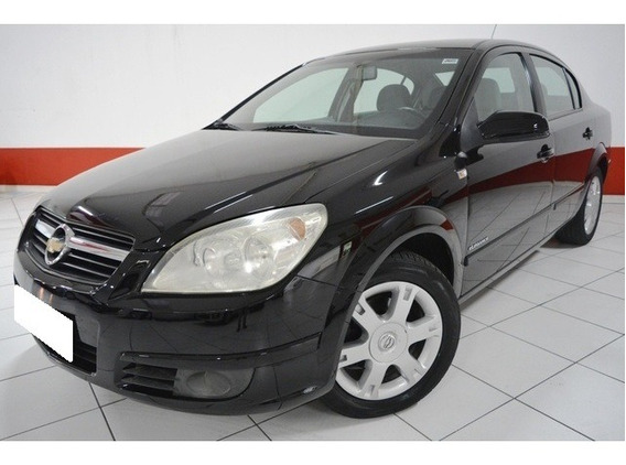 Chevrolet Vectra Elegance 2.0 Preto Flex 4p Manual 2007