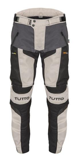 Calça Tutto Pro Summer Cream - Tutto Moto®
