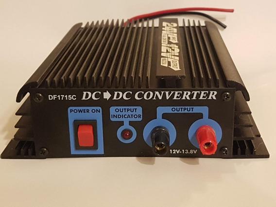 Convertidor De 24 A 12 Volts 20 Ampers
