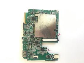 Placa Mãe Do Tablet Skmtek Gt7104 - Com Defeito