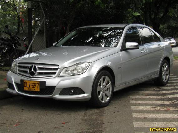 Mercedes Benz Clase C C180 Cgi Blue Efficient 1800 C