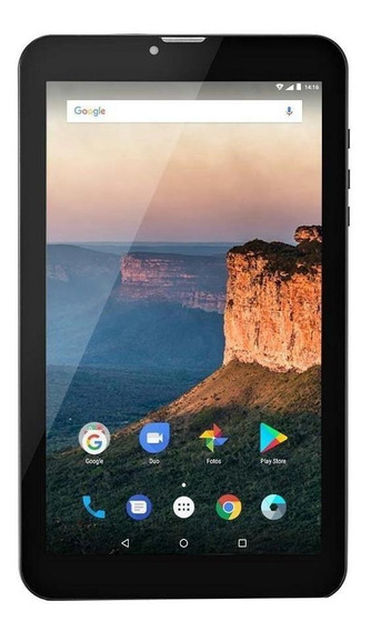 Tablet Multilaser M9 3g - 9 Preto Nb247 Android 1.3ghz