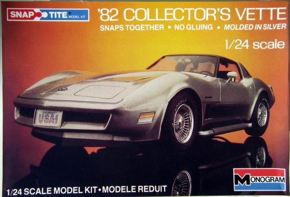 1982 Corvette Collector