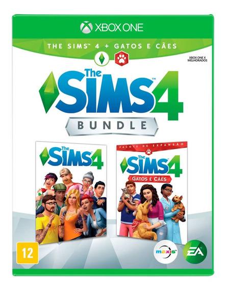 Jogo Xbox One - The Sims 4 - Pacote De Expansão - Gatos E Cã