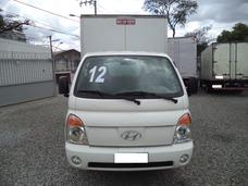 Hyundai Hr 2011/2012 Baú Isolado Excelente Estado !
