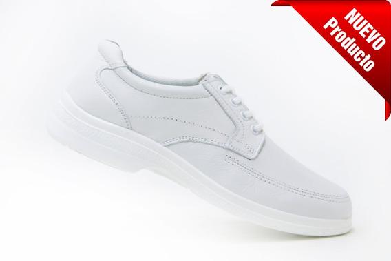 Flexi Zapatos Servicio Clinico 91607 Blanco Original