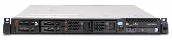 Servidor Ibm X3550 M3 Quadcore 2.93 Ghz 24gb 1x 500gb