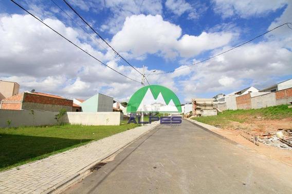 Condomínio De Terrenos No Xaxim - Te0057