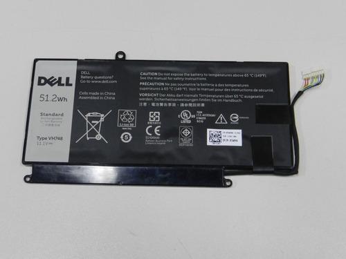Bateria Dell Vostro 5460 5470 Durando +-2hrs Original