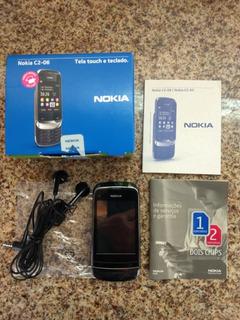 Celular Nokia C2-06