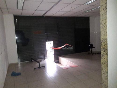 Imagem 1 de 8 de Loja Para Alugar, 180 M² Por R$ 11.000,00/mês - Centro - Rio De Janeiro/rj - Lo0173