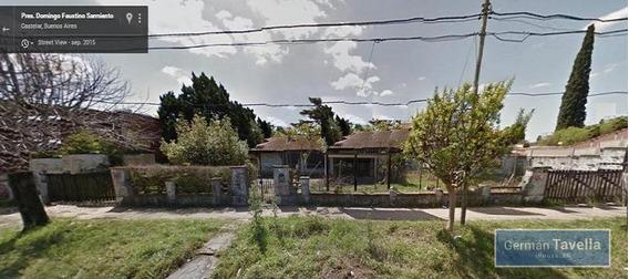 Alquiler Comercial. Casa De 5 Ambientes En Castelar.