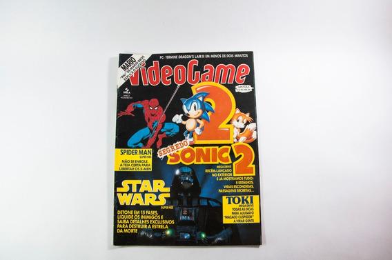 Revista Videogame, Ano 2, N. 20, Novembro, 1992