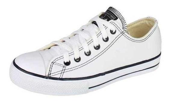 Tênis Branco Unissex Old Star Converse Estiloso