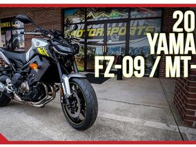 Yamaha Fz-09 Mt-09