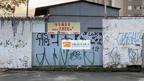 Barracão À Venda, 7826 M² Por R$ 6.000.000,00 - Jardim Bertanha - Sorocaba/sp - Ba0097