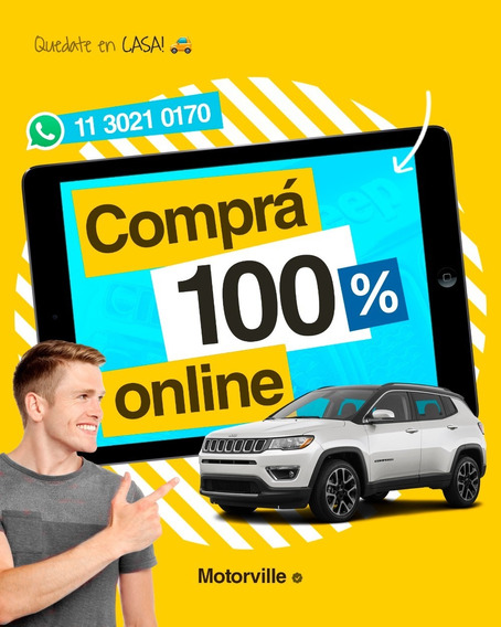 Jeep Compass 2.4 Limited Plus 4x4 Linea Nueva 2020