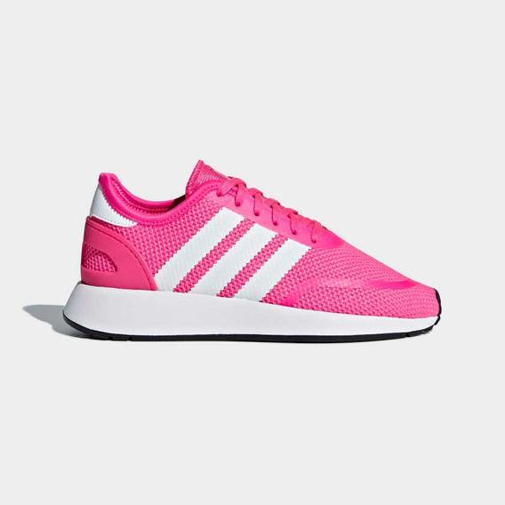 Tenis adidas Originals N-5923 J B41572 Pink White