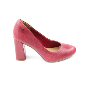 4fda44ddd6 Sapato Vermelho Dakota - Sapatos no Mercado Livre Brasil
