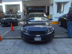 Chevrolet Sonic Lt Aut 2016