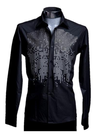 Camisa Rafael Amaya Luxury 204 Antibalas Señor De Los Cielos
