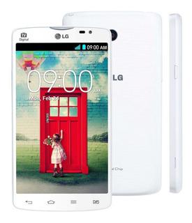 Lg L80 D385 Tv Dual 8mp, 3g, 4gb Android 4.4 - De Vitrine