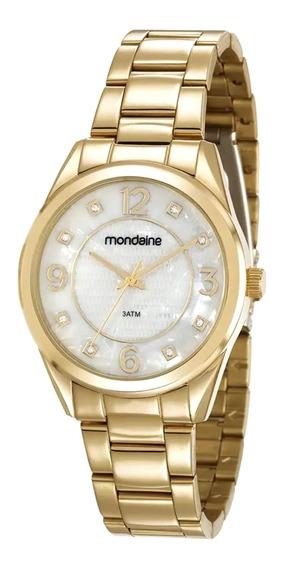 Relógio Feminino Mondaine 83385lpmvde1 Barato Original