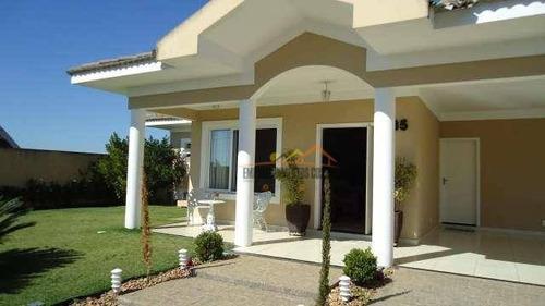 Casa Com 3 Dormitórios À Venda, 332 M² Por R$ 1.230.000,00 - Condominio Fazenda Palmeiras Imperiais - Salto/sp - Ca1611