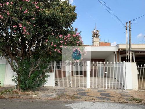 Imagem 1 de 20 de Casa Térrea Para Locação No Jardim Chapadão Campinas, 3 Dormitórios, Suite E Dependência De Empregada. Ótima Localização. - Ca1314