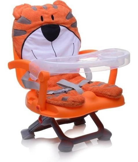 Cadeira De Alimentação Tigre Dican C Regulagem Frete Grátis