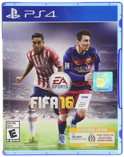 Fifa 16 Ps4 -- Gamestage --