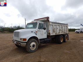 1999 International 4900 6x4 Camion De Volteo (gm106159)
