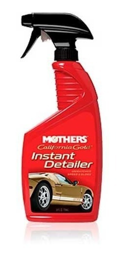 California Gold Showtime Instant Detailer Mothers