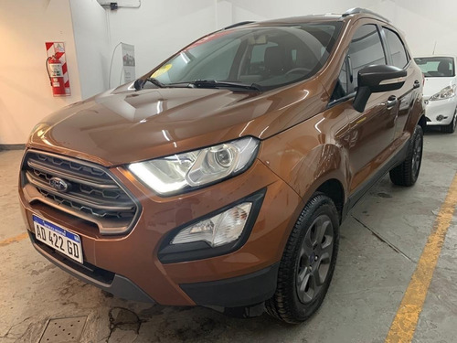 Ford Ecosport Freestyle 4x2 Nueva, Casi Sin Uso, Impecable