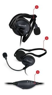 Microsoft Auriculares Lx-2000