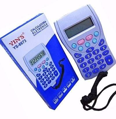 Porcentagem Bolso Calculadora 8 Dígitos Soma Ajuda Promoção