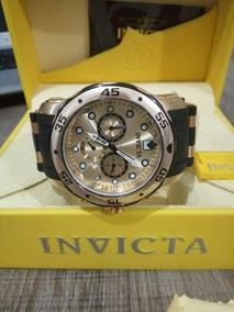 Relógio Invicta Pro Diver 17885 Dourado Masculino