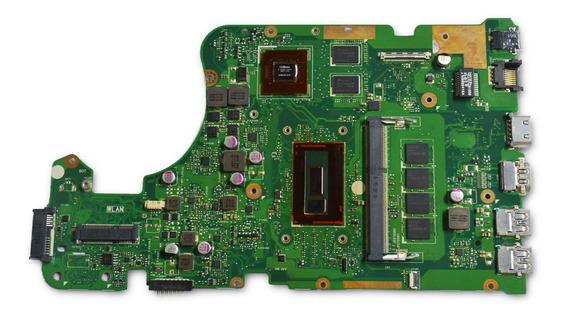 Placa Mãe Notebook Asus X555ld I5 4gb Ddr3 Geforce940m
