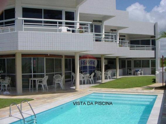 Casa Beira Mar - 5 Suites - Praia Da Conceição - Paulista - Ca0073