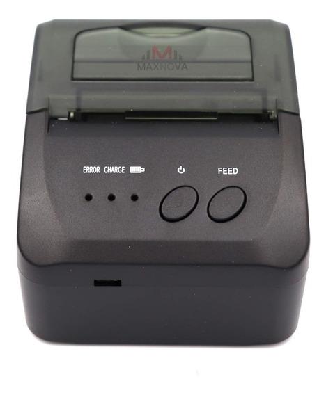Mini Impressora Bluetooth Termica 58mm Android Promoção