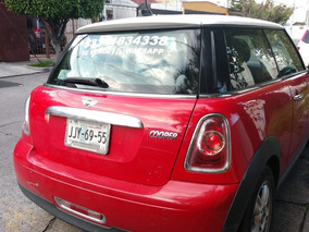 Mini Cooper 1.6 Salt 6vel Aa Tela Mt
