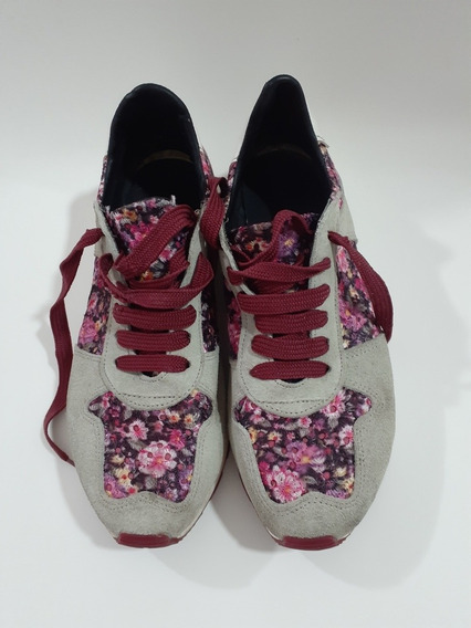 Zapatillas Nazaria N 38 Mujer.