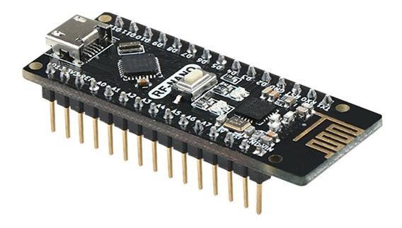 Rf-nano Nano V3.0 Qfn32 Atmega328p Nrf24l01 Com Wifi